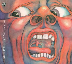 1969 In The Court Of The Crimson King – 40th Anniversary Series
