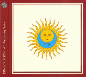 1973 Larks' Tongues In Aspic – 40th Anniversay Series