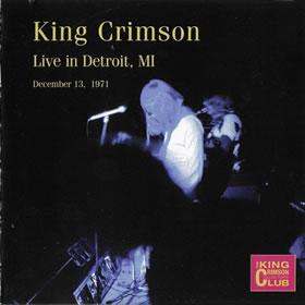 2001 Live in Detroit MI December 13 1971