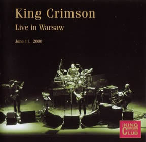 2004 Live in Warsaw June 11 2000
