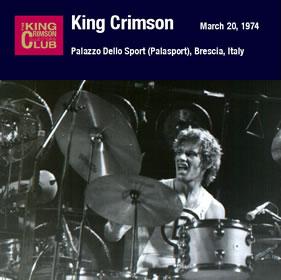 2005 Palazzo Dello Sport Brescia Italy – 20 March 1974