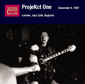 2006 ProjeKct One – Jazz Cafe London England – December 04 1997
