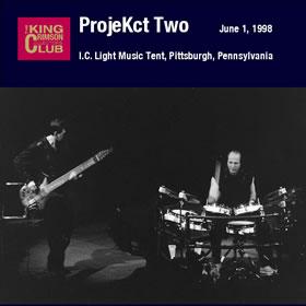2005 ProjeKct Two – I.C. Light Music Tent Pittsburgh – June 01 1998
