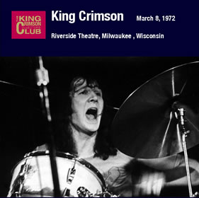 2006 Riverside Theatre Milwaukee Wisconsin – March 08 1972