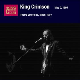 2010 Teatro Smeraldo Milan Italy – May 02 1995