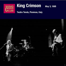 2010 Teatro Tenda Florence Italy – May 03 1995