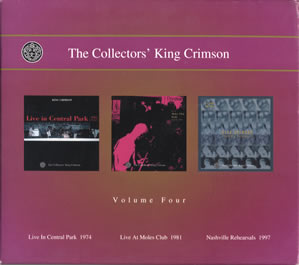 2001 The Collectors' King Crimson Volume Four