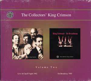 2000 The Collectors' King Crimson Volume Two
