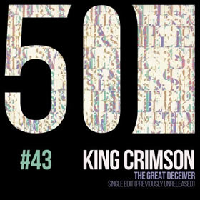 2019 The Great Deceiver (KC 50 Vol. 43) – CDS