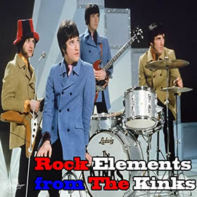 2020 Rock Elements from the Kinks