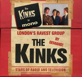 2011 The Kinks In Mono