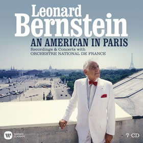 2018 An American in Paris: Recordings & Concerts with Orchestre National de France