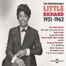 2015 The Indispensable Little Richard 1951-1962