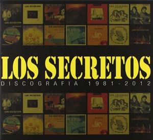 2012 Discografía 1981-2012