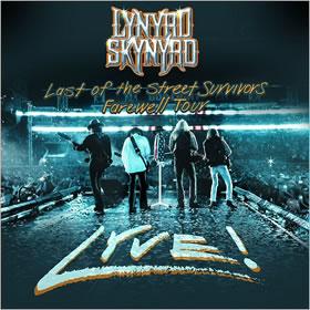 2019 Last Of The Street Survivors Farewell Tour Lyve!