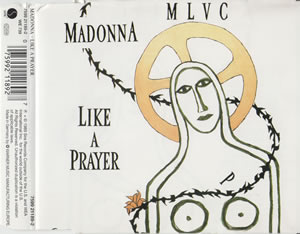 1989 Like A Prayer – CDS