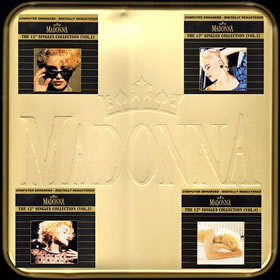 """1994 The 12"""" Singles Collection (Gold Box Set)"""