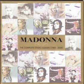 2012 The Complete Studio Albums 1983-2008