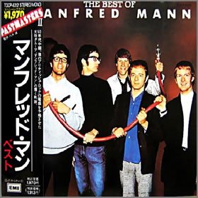 1990 The Best Of Manfred Mann