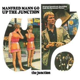 1968 Up the Junction (Original Motion Picture Soundtrack)
