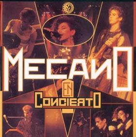 1985 Mecano en Concierto