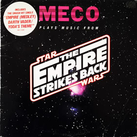 1980 Plays Music From 'The Empire Strikes Back'