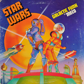 1977 Star Wars And Other Galactic Funk