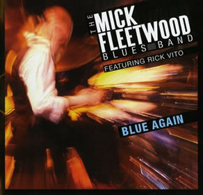 2008 & Rick Vito – Blue Again