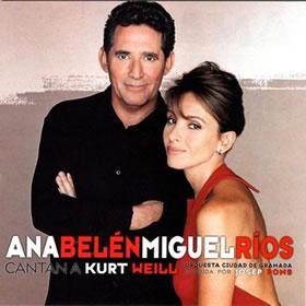 2000 & Ana Belén con Orquesta Ciudad de Granada – Cantan a Kurt Weill