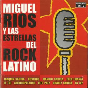 2001 Miguel Ríos y las Estrellas del Rock Latino