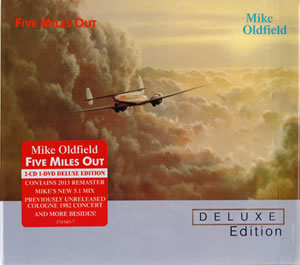 1982 Five Miles Out – Deluxe Edition