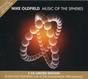 2008 Music Of The Spheres – Limited Edition