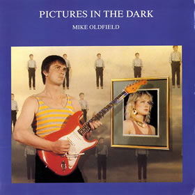 1985 Pictures In The Dark – CDS