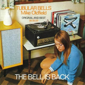 2009 Tubular Bells – The Bell Is Back – CDS