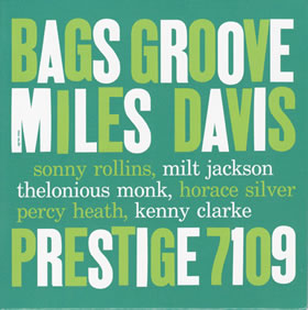 1957 Bags Groove