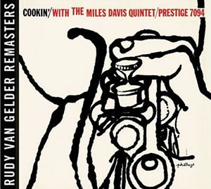 1956 Cookin' with the Miles Davis Quintet