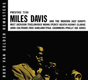 1954 Miles Davis And The Modern Jazz Giants