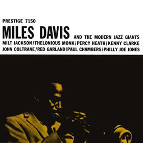 1959 Miles Davis And The Modern Jazz Giants