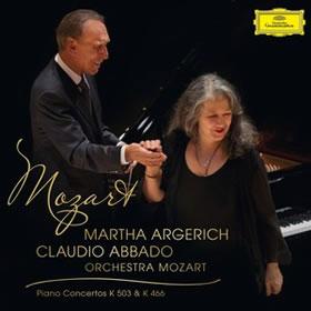 2014 Mozart: Piano Concertos 25 & 20