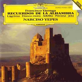 1983 Recuerdos de la Alhambra