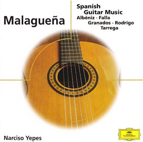 2000 Malagueña – Spanish Guitar Music