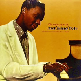 2020 The Piano Style of Nat King Cole