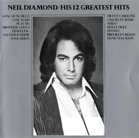 1974 His 12 Greatest Hits
