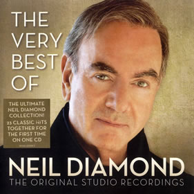 2011 The Very Best of Neil Diamond: The Original Studio Recordings