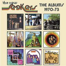 2019 The Albums 1970-73