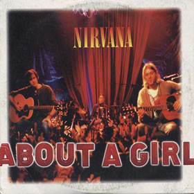 1994 About A Girl – CDS