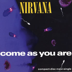 1991 Come As You Are – CDS