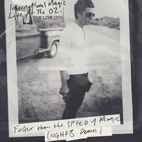 2012 Faster Than The Speed Of Magic (NGHFB Demos)