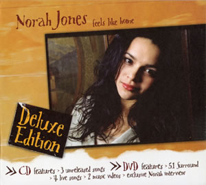 2004 Feels Like Home – Deluxe Edition