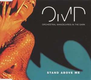 1993 Stand Above Me – CDS